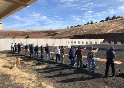 White Mountain Bullseye Shooters